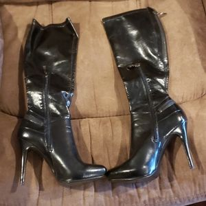 Guess Stiletto heel boots